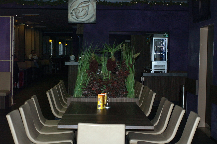 Restaurace Palma