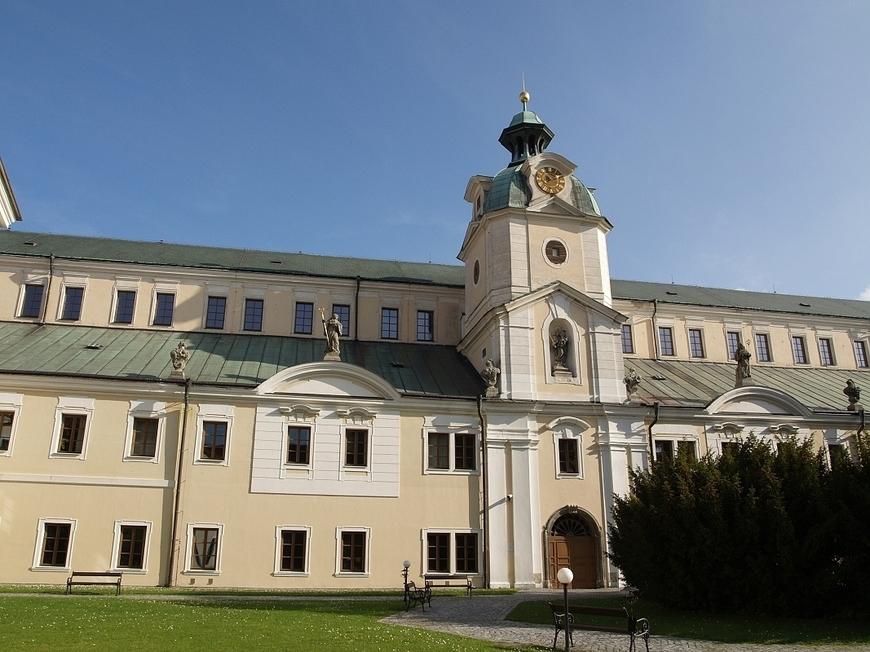 Bývalý cisterciácký klášter