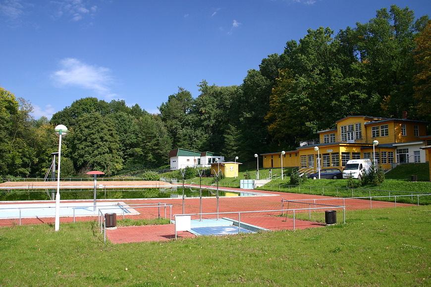 Sportovní areál Vodranty Čáslav