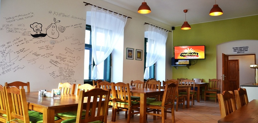 Restaurace Hruškovna