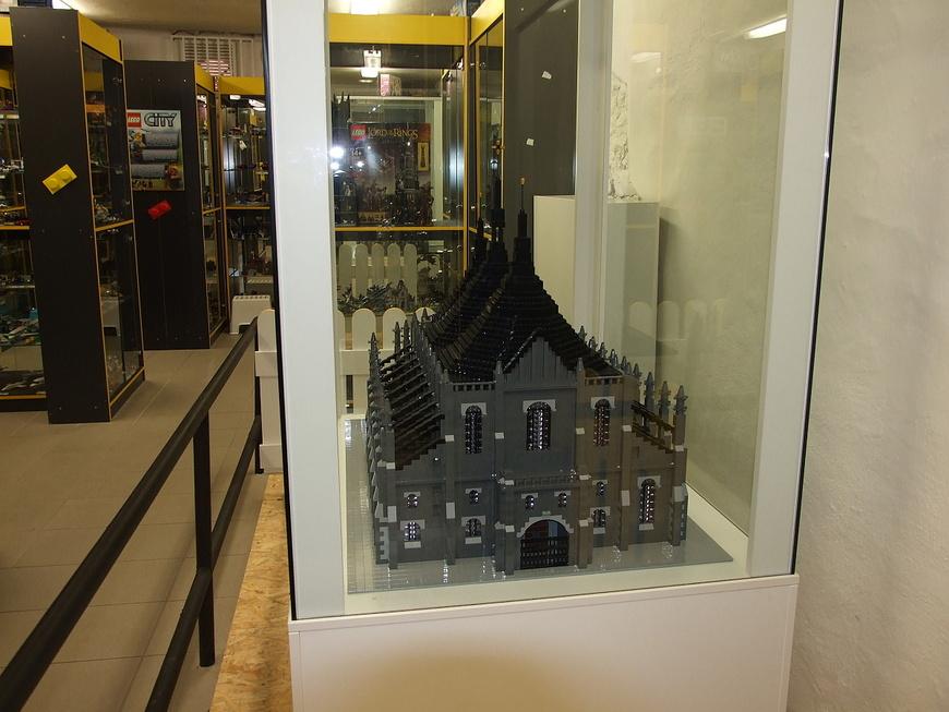 Muzeum kostek a obchod LEGO (3)