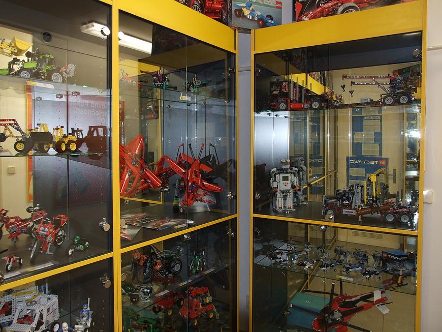 Muzeum kostek a obchod LEGO (4)
