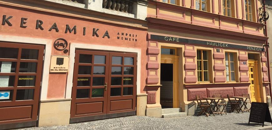 Café Havlíček Penzion (1)