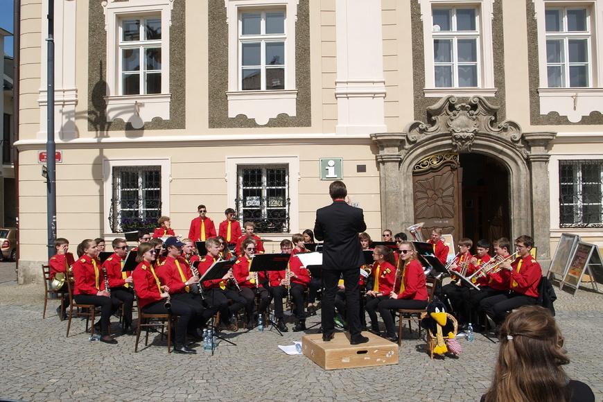 Studentenmusik Einsiedeln