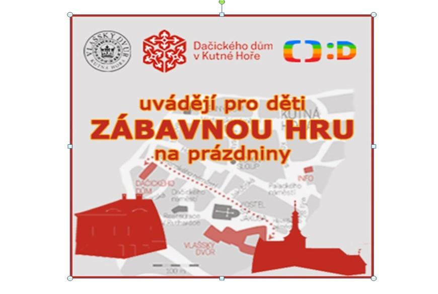 Letní soutěž s Českou televizí Déčko