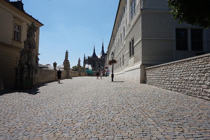 08_Barborská - Jezuitská kolej a chrám sv