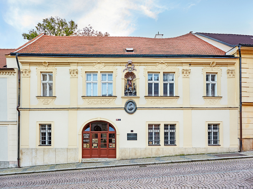 Tylův dům (© Jiří Coubal)