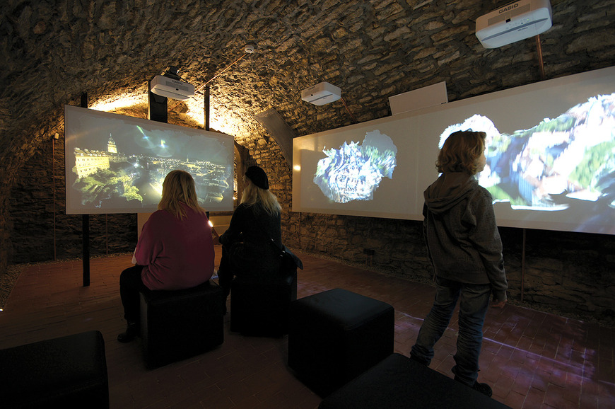 Dačický House - interactive exposition about Kutná Hora and UNESCO