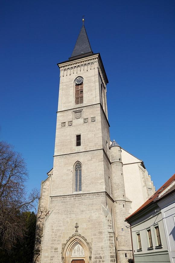 "Church of Our Lady ""Na Náměti"" (© Jiří Coubal)"