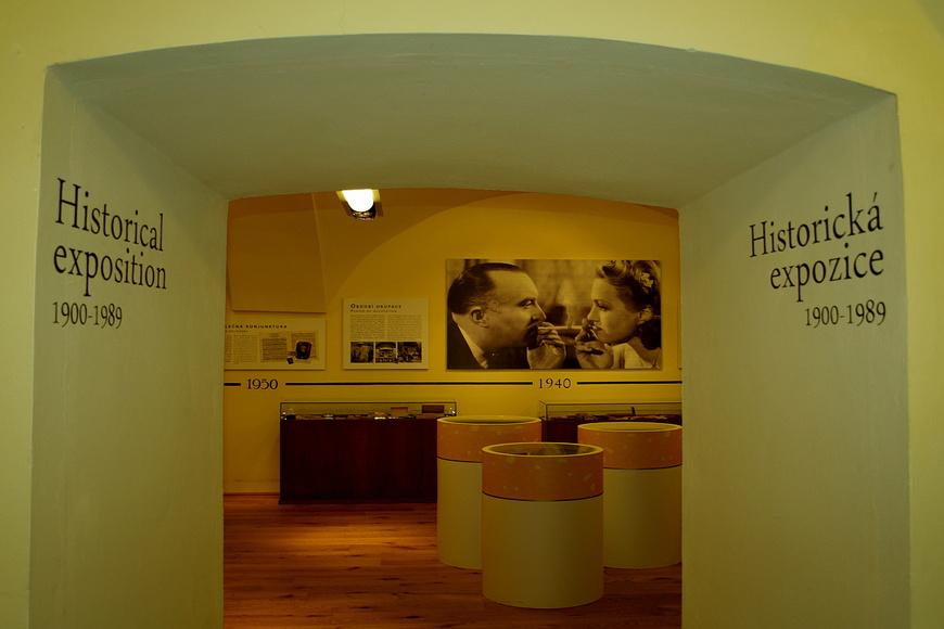 Muzeum tabáku - Philip Morris